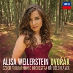 Alisa Weilerstein: Dvorak